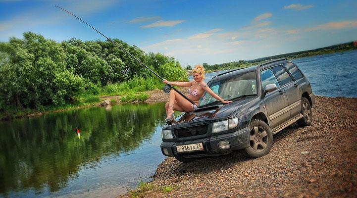 какую недорогую машину купить для рыбалки